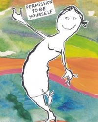 A. Permission To Be Yourself
