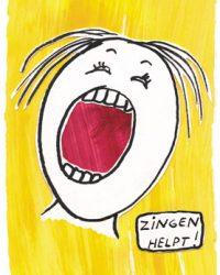 A. Zingen Helpt