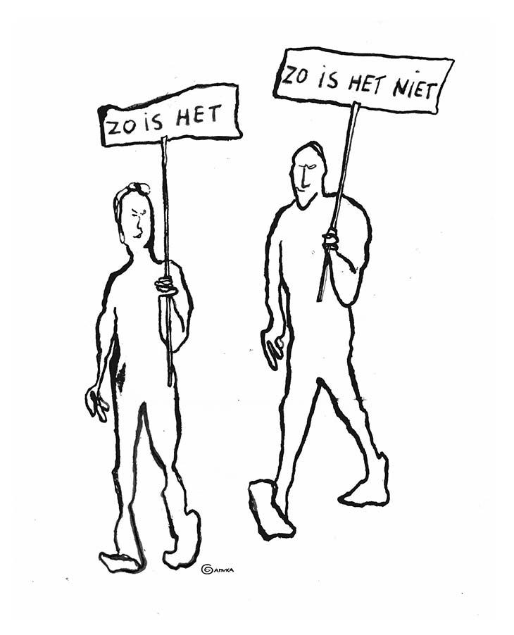 Deze Weekse Cartoon