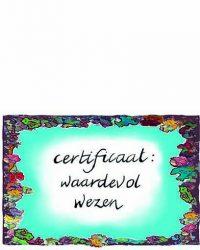 B. Certificaat
